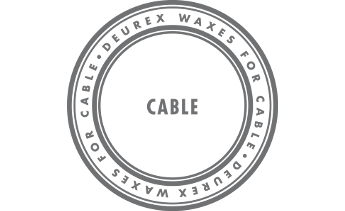 Waxes for cable